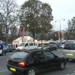Weihnachtsmarkt Champs-Elysées 1