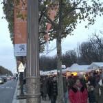 Weihnachtsmarkt auf den Champs-Elysées 2