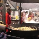 Weihnachtsmarkt auf den Champs-Elysées 3