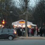 Weihnachtsmarkt auf den Champs-Elysées 4