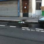 Straßenreinigung in Paris, Methode 1 (a)