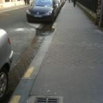 Straßenreinigung in Paris, Methode 1 (b)