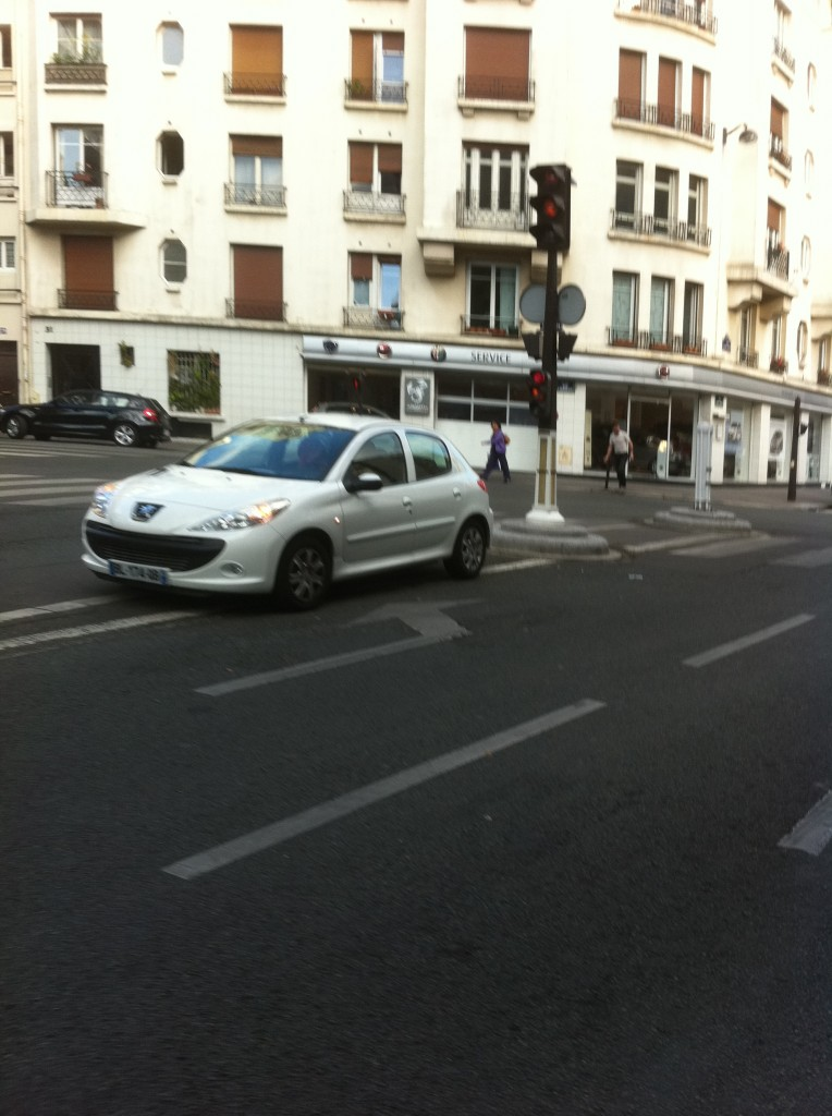 Parken in Paris